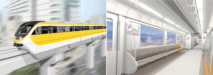 Daegu Line 3 Monorail