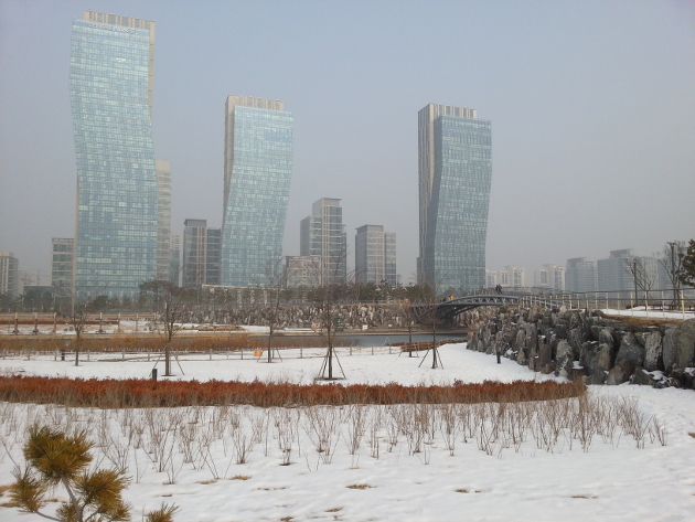 Songdo Skyline