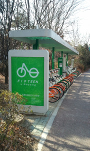 Bike Sharing Korea