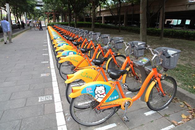 Bike Sharing Taipei
