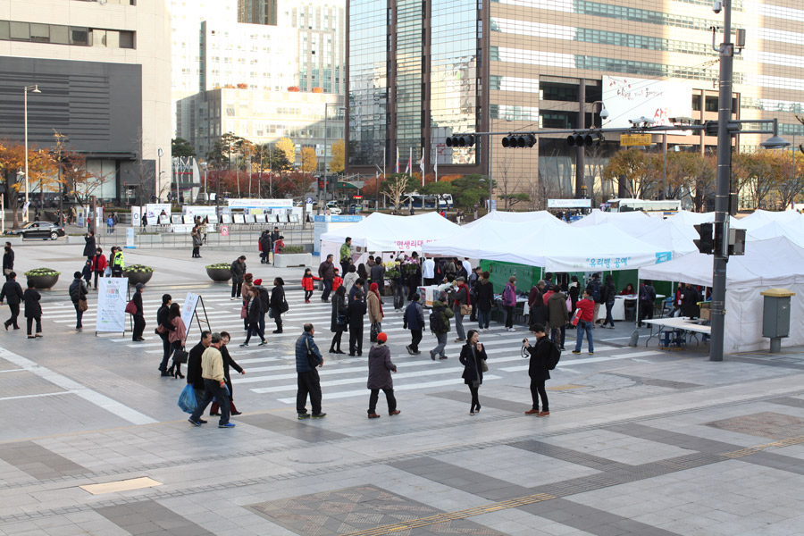 Sejong-ro Car-Free Sunday