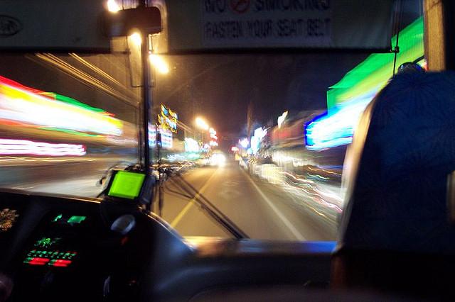 Seoul Night Bus