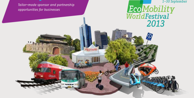 EcoMobility Suwon