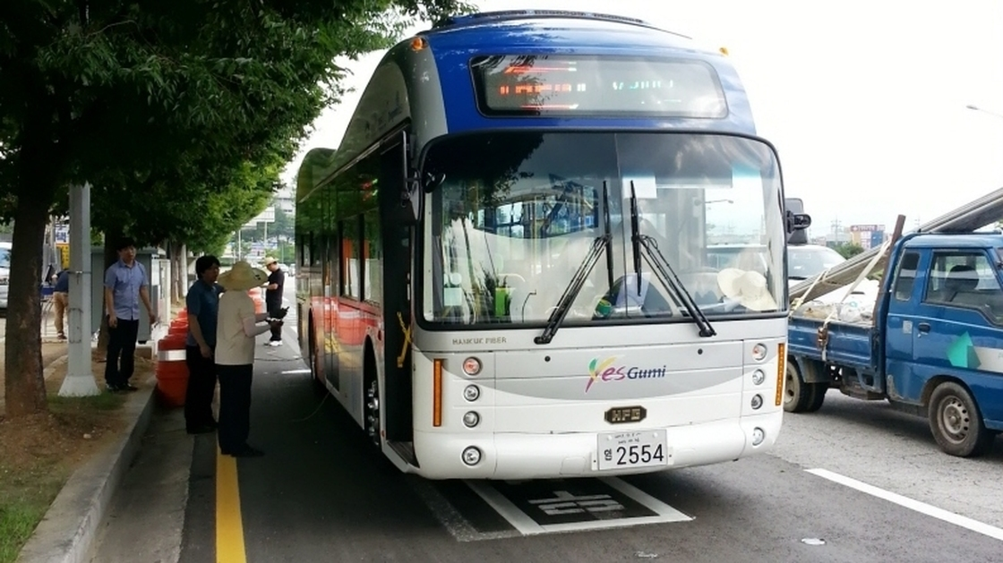 OLEV Electric Bus