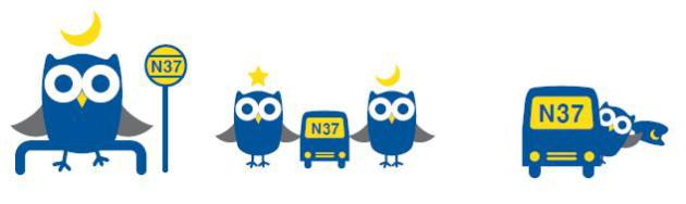Seoul Night Bus Owl