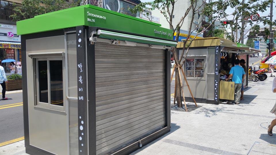 Seoul Street Stall