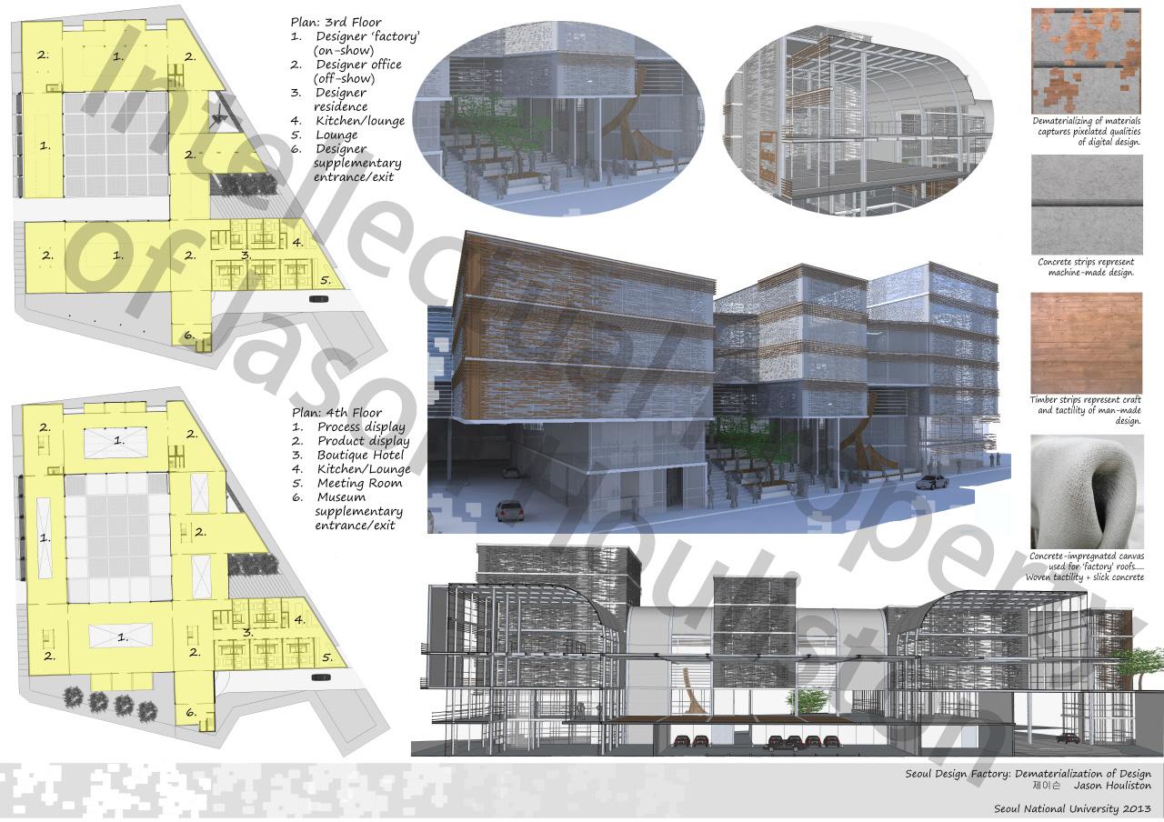 Sogong Lot Design Concept