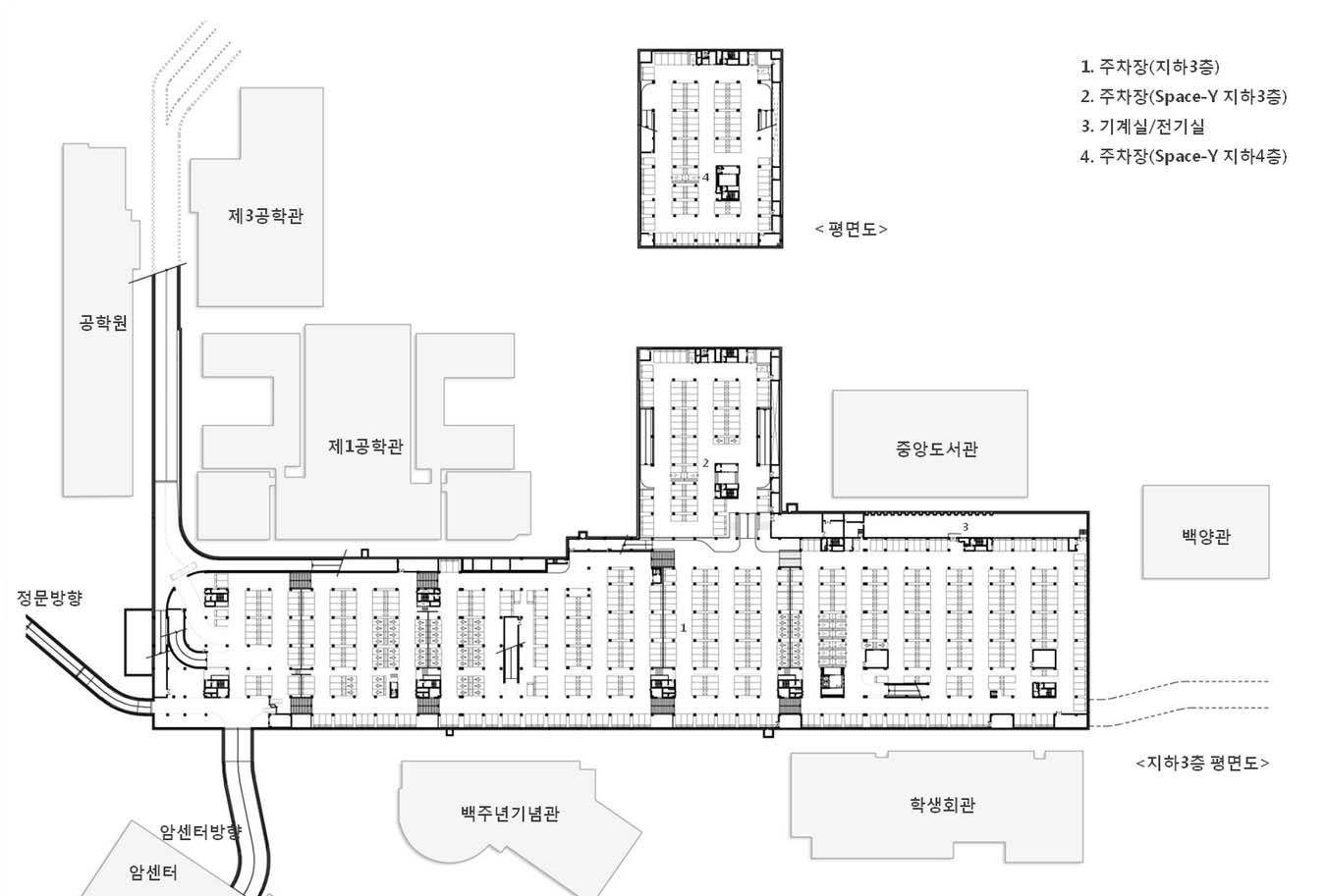 Yonsei Campus Project