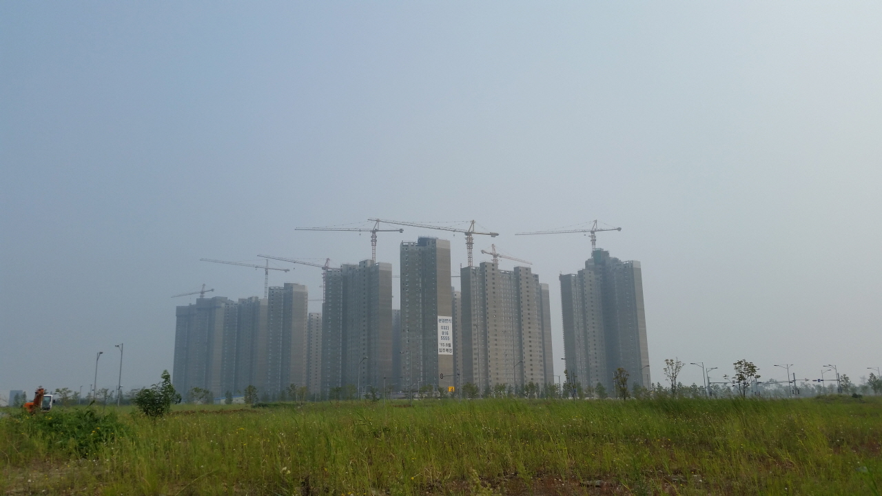 Songdo Construction