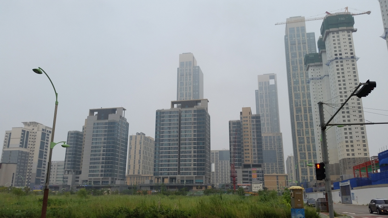 Songdo in 2014