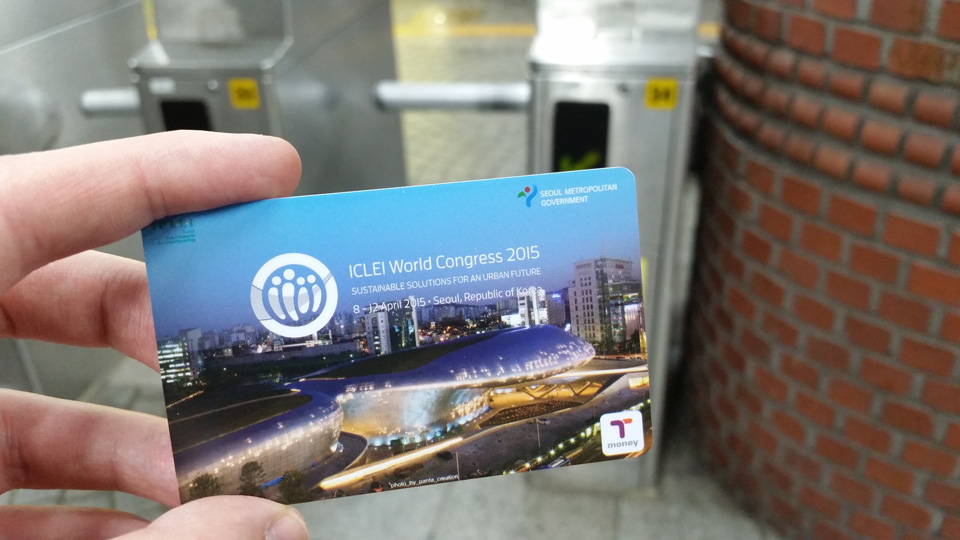T-Money Transport Card