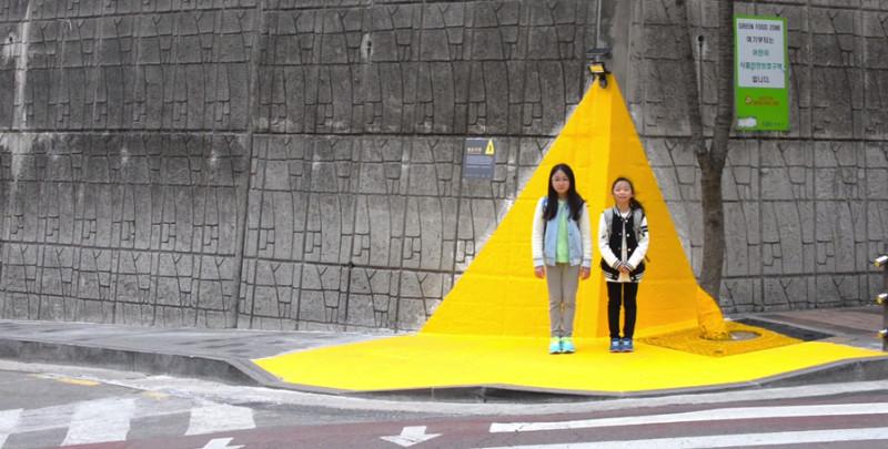 Road Safety Children Korea