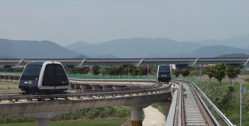 Kojects Transportation Korea