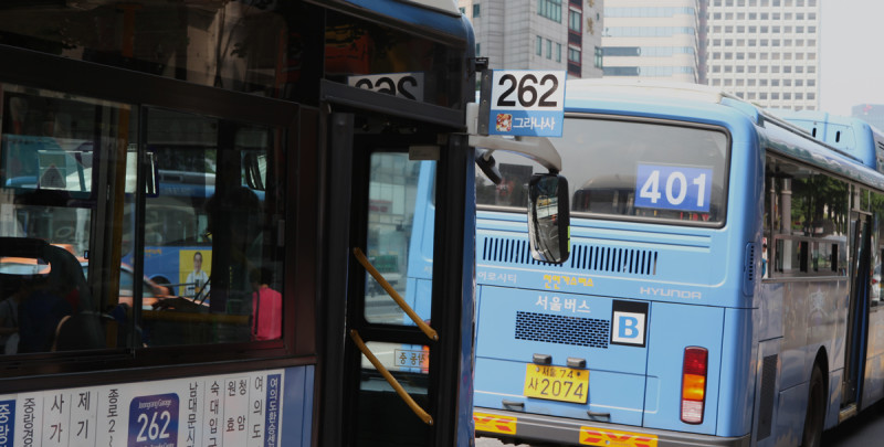 Seoul's New Fare System