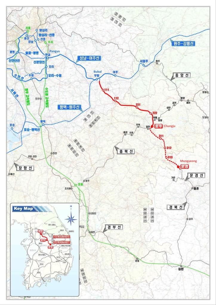 Jungbu Naeryuk Line