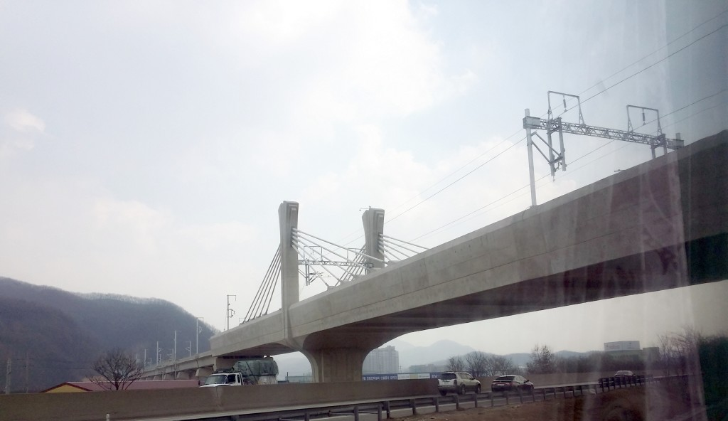 Yeoju-Line-Gwangju-Gonjiam-Bridge