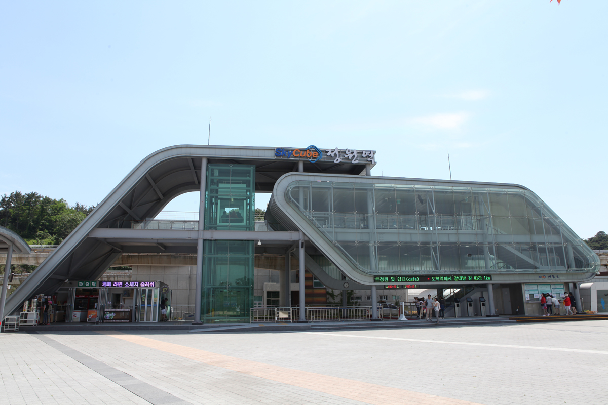 SkyCube Station