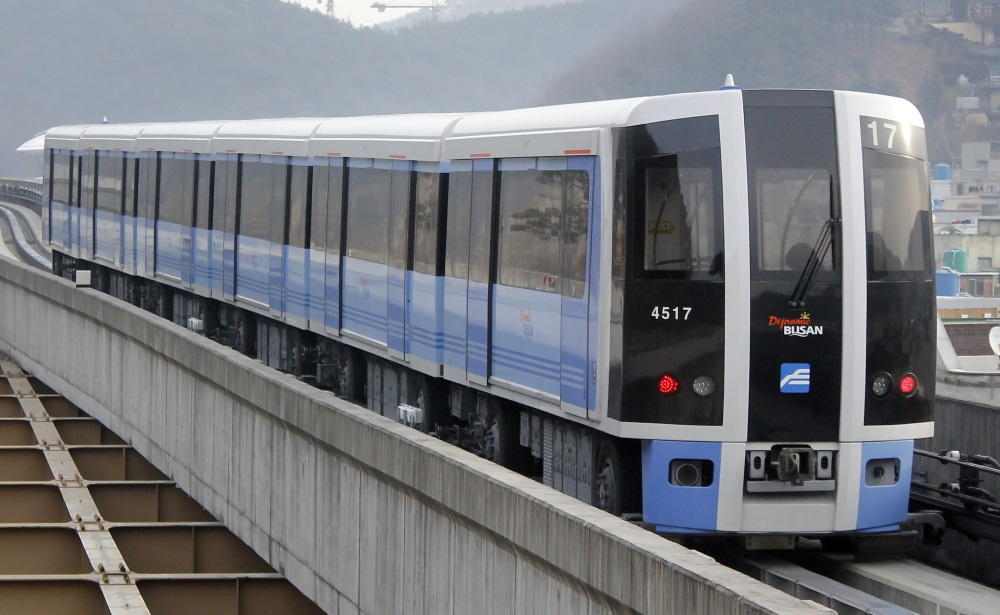 The Sillim Line will use the same light rail technology used on Busan Line 4. Image: Wikicommons