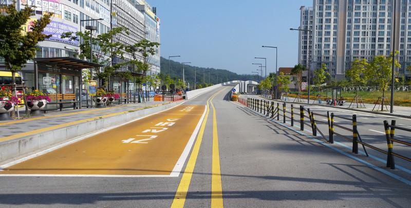 Sejong-BRT-Lane
