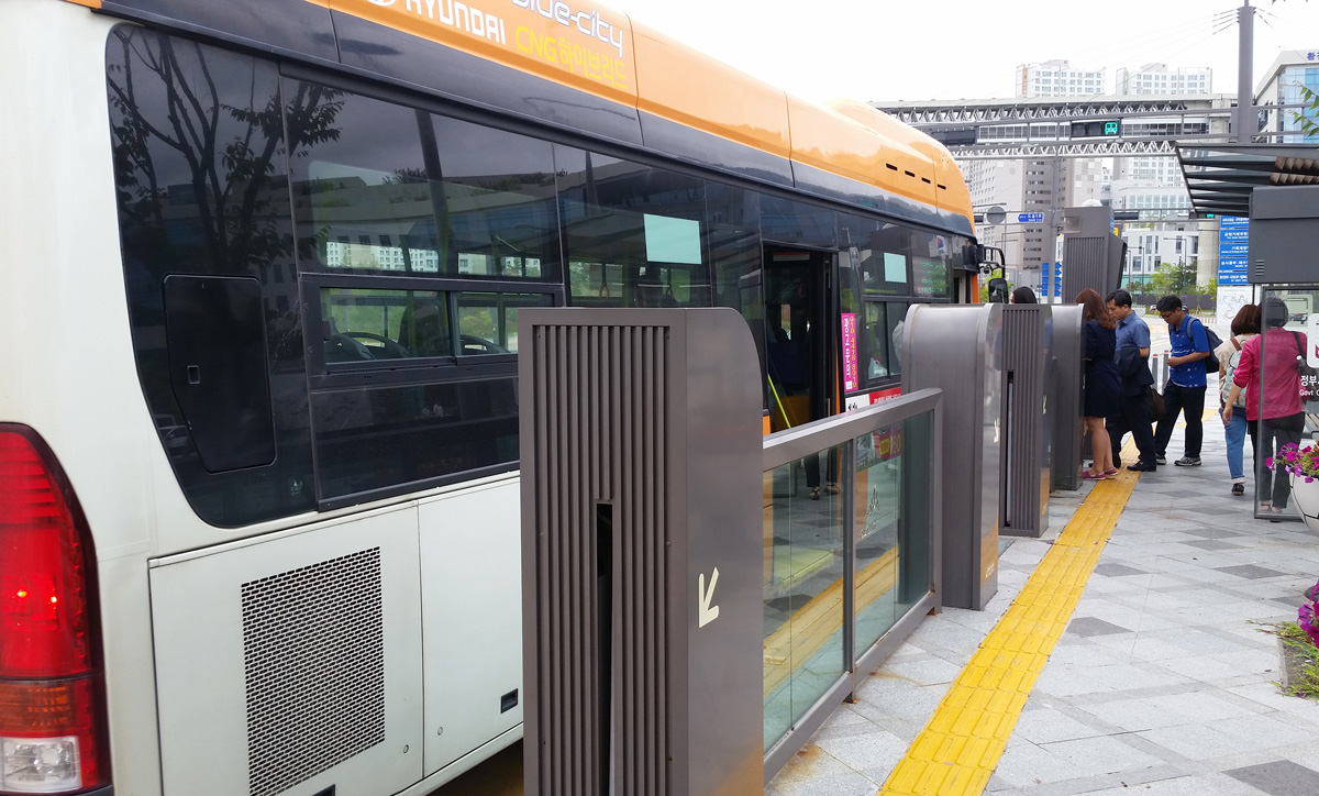 Sejong City Bus BRT