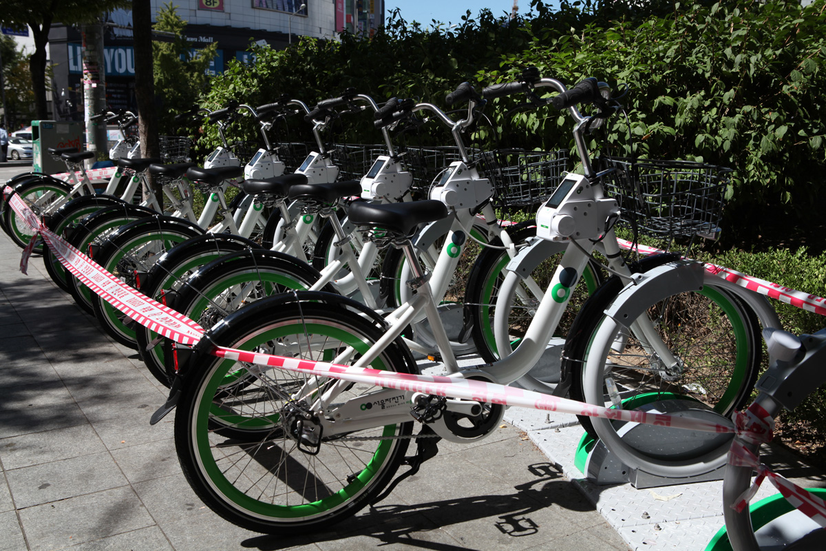 Seoul Public Bicycle