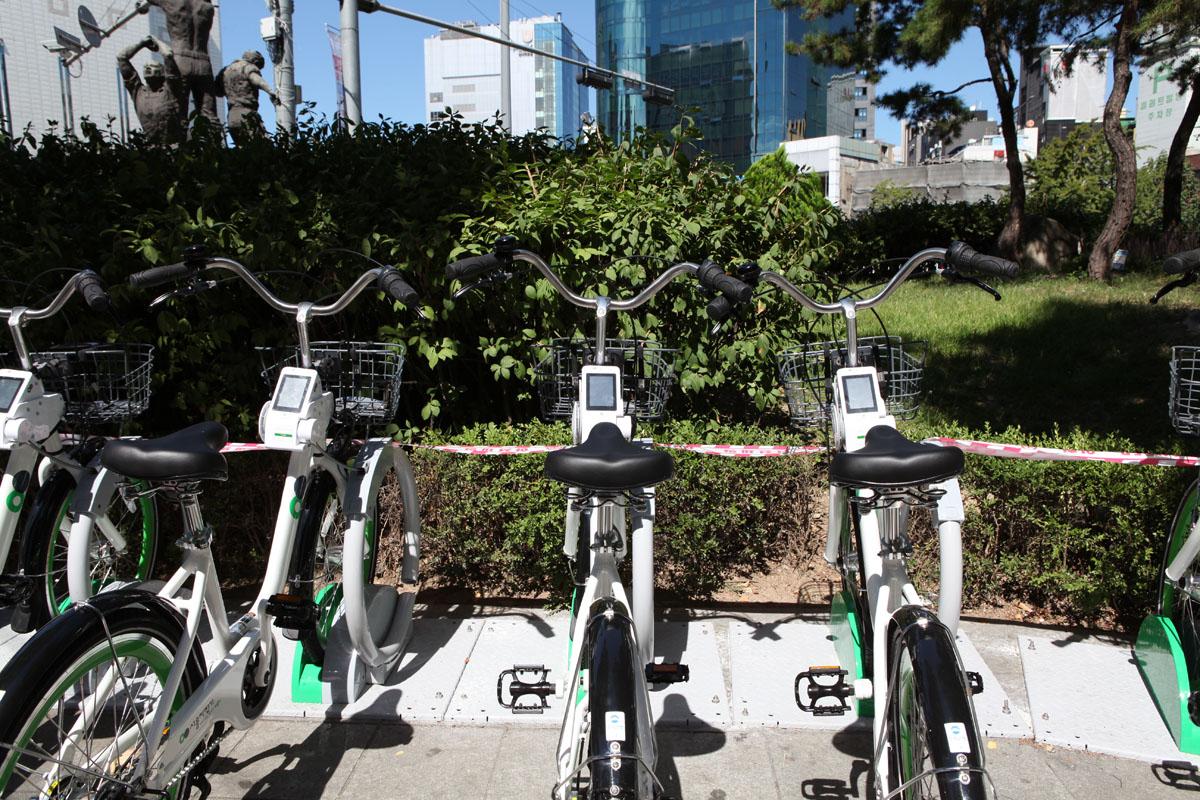 Seoul Public Bicycle Sharing