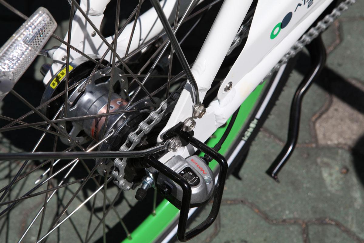 Bike Sharing System in Seoul