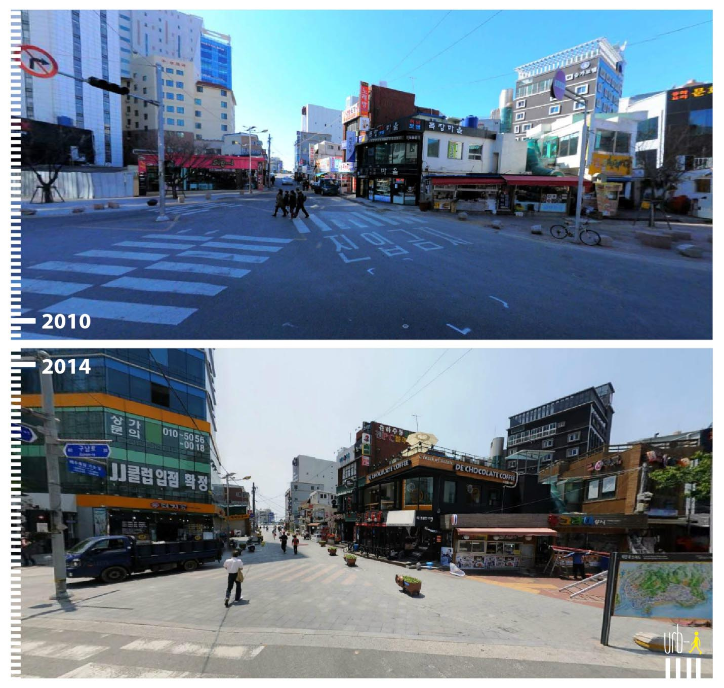 Haeundae Road Busan