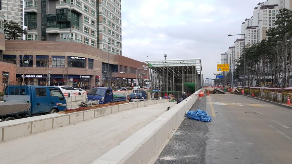 Gwanggyo Station Bus Station