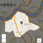 Seoul Night Callbus Interface