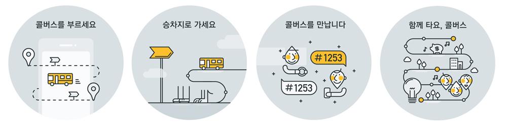 Seoul Night Callbus