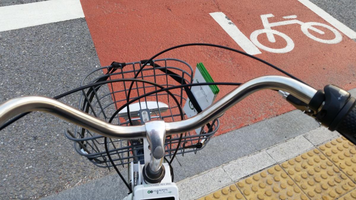 Seoul Bike Anniversary 따릉이