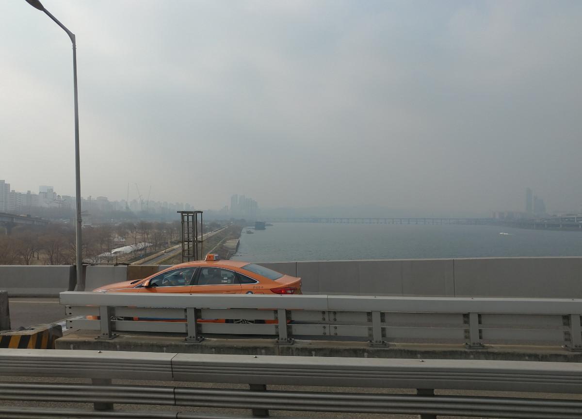 Seoul Air Pollution
